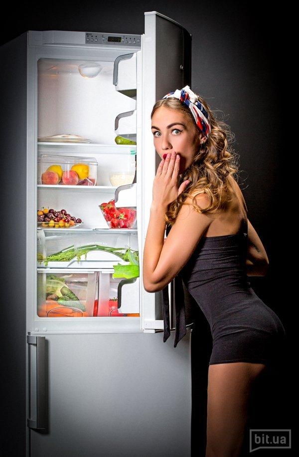 Картинки у холодильника
